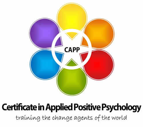 certificate in applied positive psychology